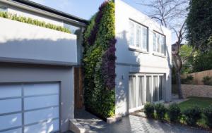 Vertical Garden House